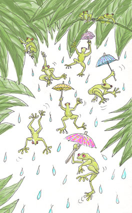 Tree Frogs PS
