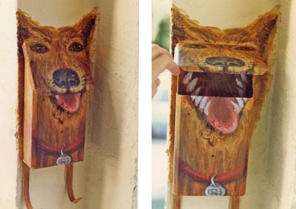 Molly-mailbox