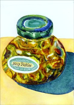 Kelp-Pickles