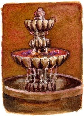 PV-Fountain