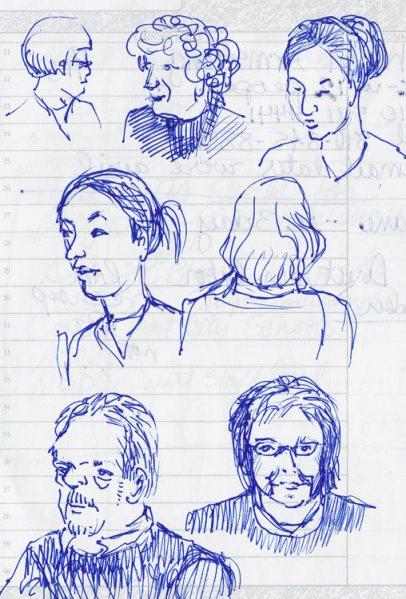 Meeting People 1