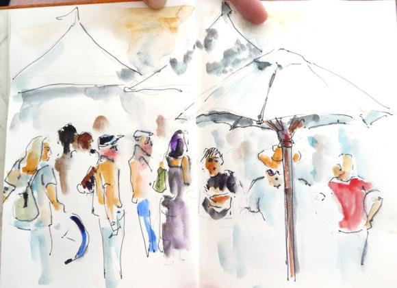 4th Street Jazz Festival by Casey