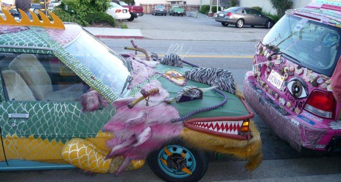 Art cars
