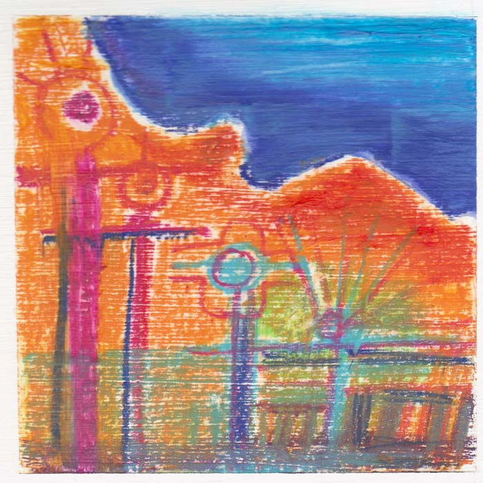 #16. Water Soluable Crayon