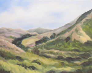Foggy Day at Pt. Reyes (sold)