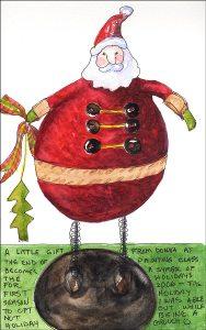 Santa-Gift