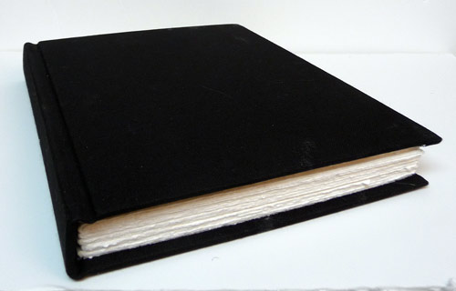 The Mutt: My first casebound sketchbook