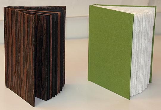 Newly Bound Journals
