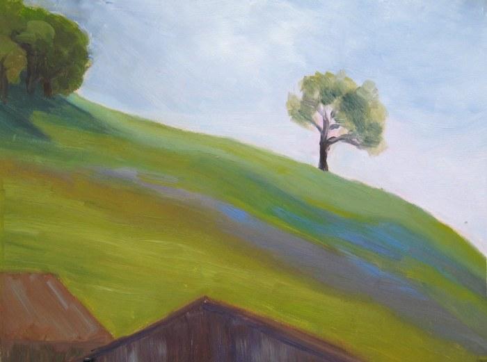 Borges Ranch Plein Air, March 2008