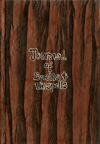 Janas (FAKE) Journal 2010, Book of Spells & Unspells