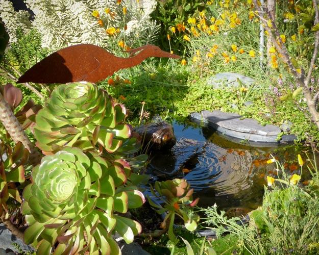 Original photo, Kaiser garden