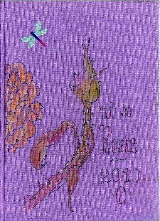 Not So Rosie Journal Cover
