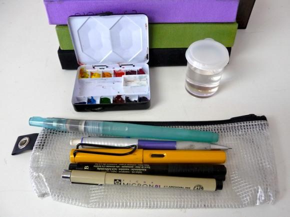 Mini-Sketch Kit