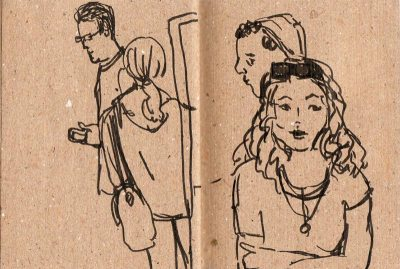 More Brown Paper People