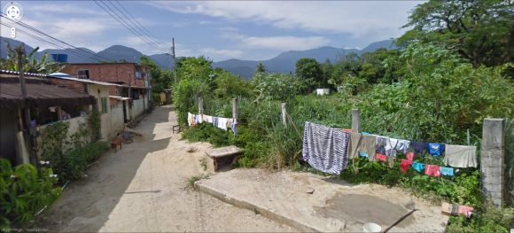 Original Google Street View, Rio