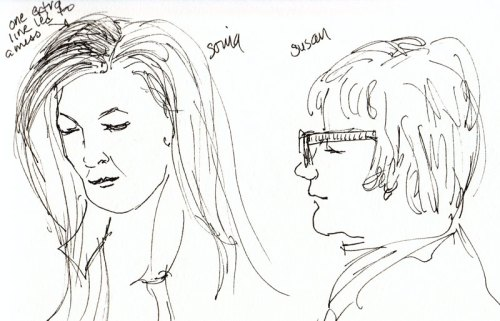 Sketching Sketchers #2