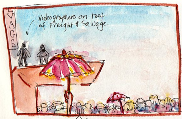 Gathering at Freight and Salvage