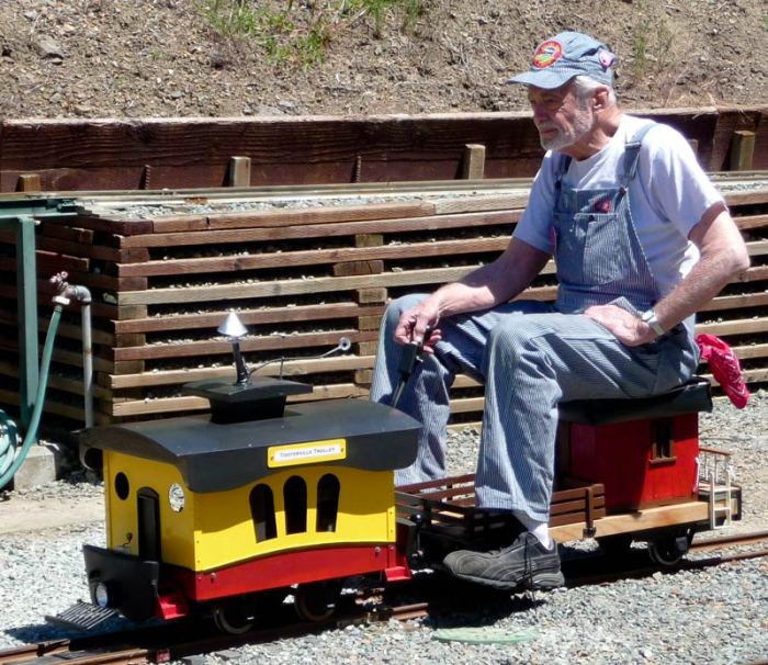 Tooterville Trolley