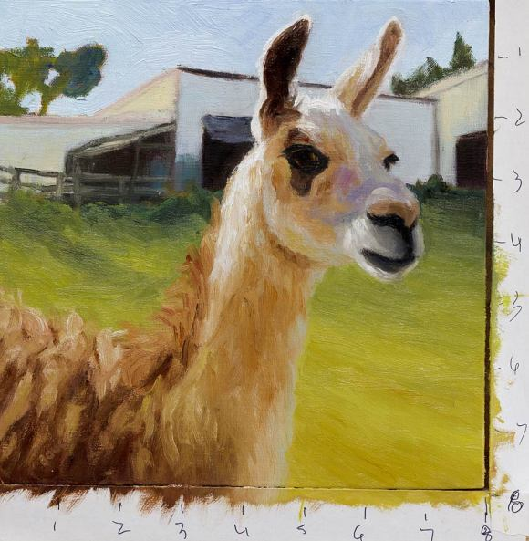 Lama attempt #3, almost there