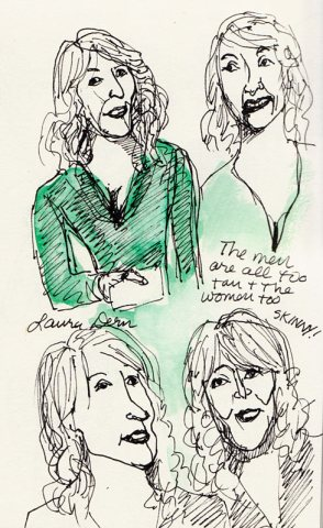 Four (failed) attempts at Laura Dern