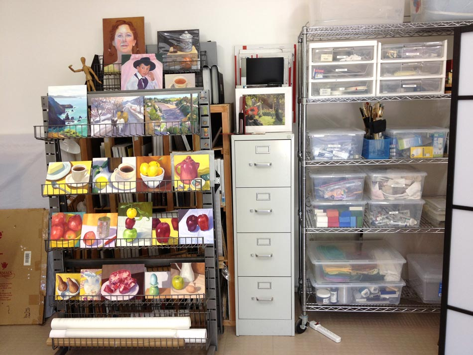 My New Remodeled Art Studio Tour (at last!)  Jana Bouc, Artist -> Tour Dvd Ikea