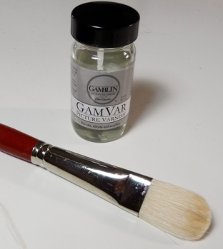 New Gamvar Pre-Mixed Picture Varnish