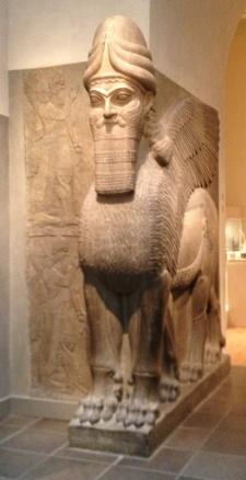 Assyrian Lamassi