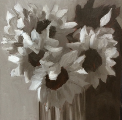 V2 Session 1 Monochrome Under Painting