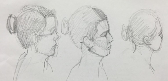 Drawing Practice Assignments from New Masters Academy course