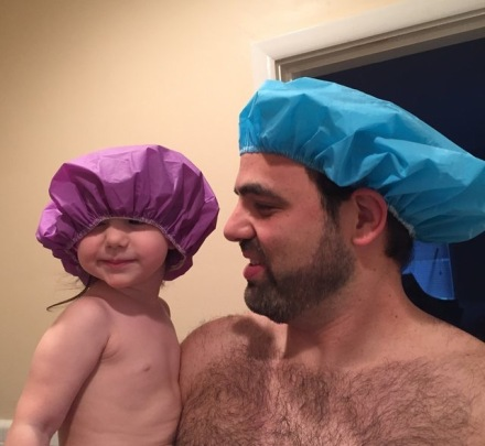 Shower cap inspiration photo on Sktchy by Danith R.