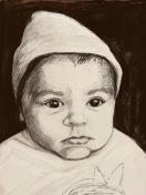 Toa Preliminary sketch revised in Procreate