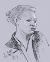 Broadchurch: Actress Olivia Colman