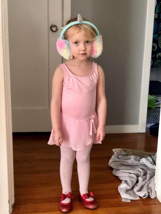 Mimi Unicorn Ears Photo